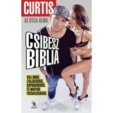 Curtis - Csibészbiblia   12.95 + 1.95 Royal Mail