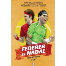 Federer és Nadal     14.95 + 1.95 Royal Mail