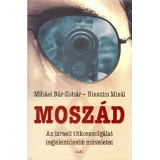 Moszád     13.95 + 1.95 Royal Mail
