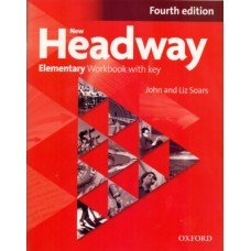 New Headway Elementary Workbook With Key Fourth Edition     21.95 + 1.95 Roayl Mail