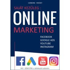 Saját kezűleg: Online marketing     19.95 + 1.95 Royal Mail