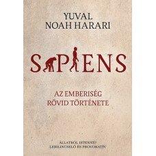 Sapiens - Az emberiség rövid története    -  Londoni Készleten
