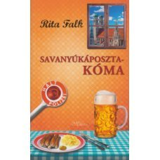 Savanyúkáposzta-kóma     13.95 + 1.95 Royal Mail