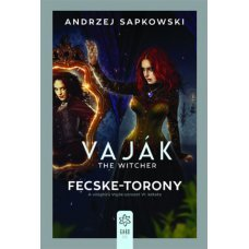 Vaják VI. - The Witcher - Fecske-torony    14.95 + 1.95 Royal Mail